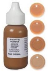 SAM Silicone Dispersion Raw Sienna 1oz