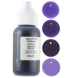 SAM Silicone Dispersion Violet 1oz
