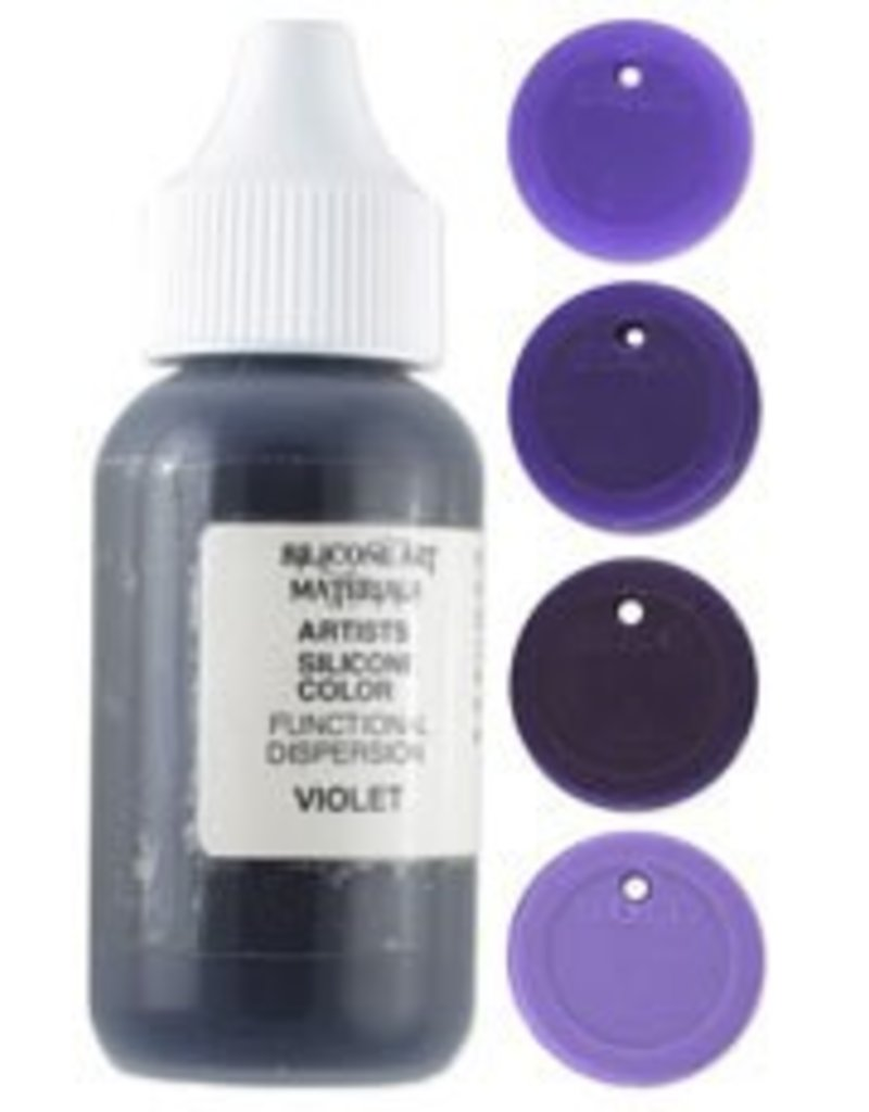 SAM Silicone Dispersion Violet 1oz