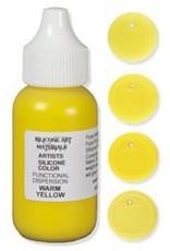 SAM Silicone Dispersion Warm Yellow 1oz