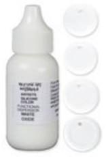 SAM Silicone Dispersion White Oxide 1oz