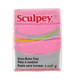 Polyform Sculpey III Dusty Rose 2oz