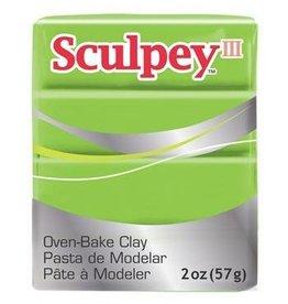 Polyform Sculpey III Granny Smith 2oz