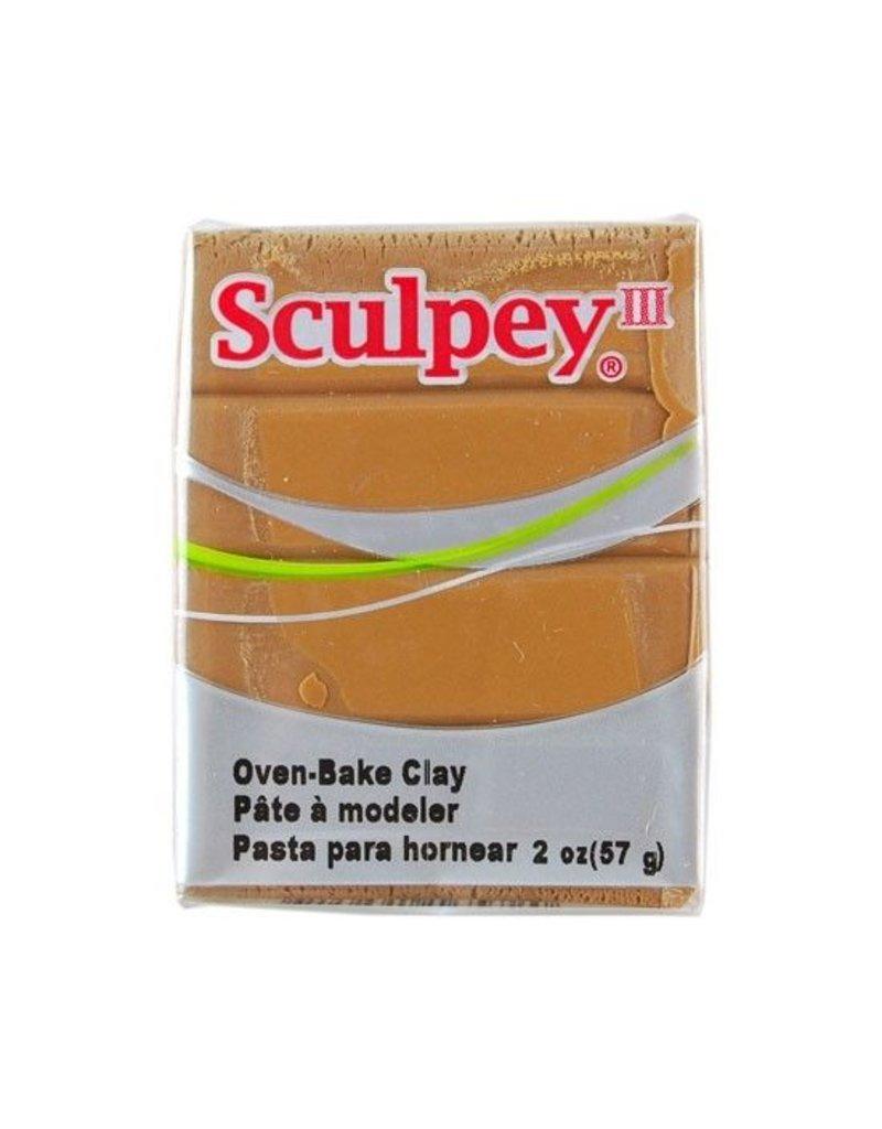 Polyform Sculpey III Hazelnut 2oz