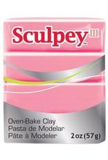 Polyform Sculpey III Hot Pink 2oz