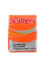 Polyform Sculpey III Just Orange 2oz