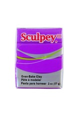 Polyform Sculpey III Purple 2oz