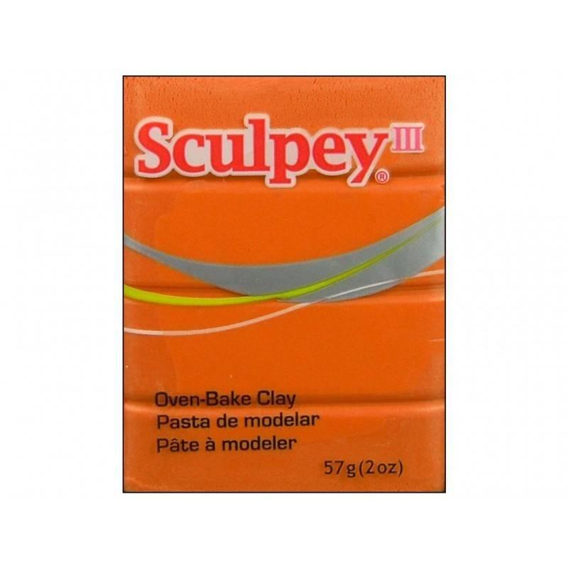 Polyform Sculpey III Sweet Potato 2oz