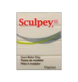 Polyform Sculpey III Translucent 2oz