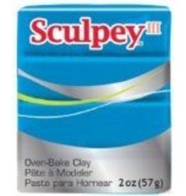 Polyform Sculpey III Turquoise 2oz