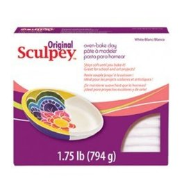 Polyform Sculpey White 1.75lbs