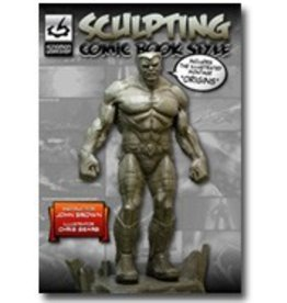 Gnomon Workshop Sculpting Comic Book Style John Brown DVD #7