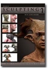 Sculpting Fantasy Characters John Brown DVD #8 Part 1