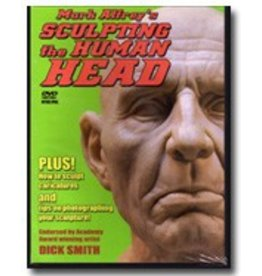 Sculpting The Human Head Mark Alfrey DVD