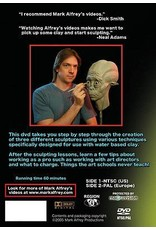 Sculpting With WED Clay Mark Alfrey DVD