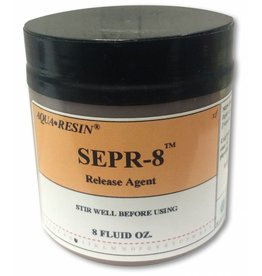 Aquaresin SEPR-8 Release 8oz Aqua-Resin