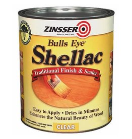Zinzer Shellac Clear Gallon
