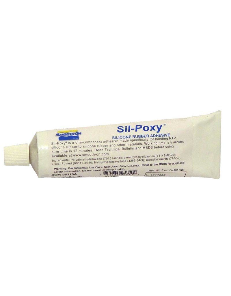 Smooth-On Sil-poxy 3oz Tube