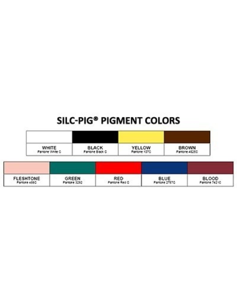 Smooth-On Silc Pig Green 4oz Pigment