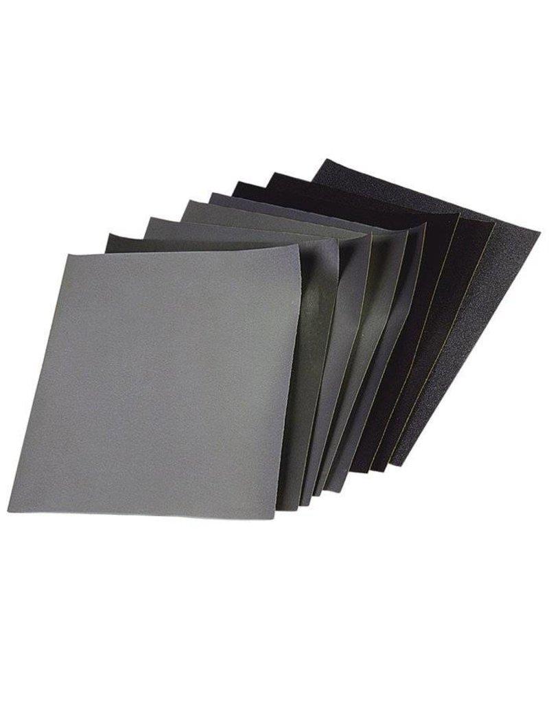 Norton Silicon Carbide Sandpaper 400 Grit