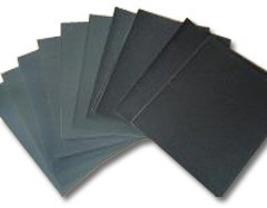 Norton Silicon Carbide Sandpaper 60 Grit