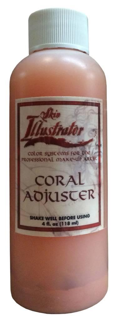PPI Skin Illustrator 4oz Refill Coral Adjuster