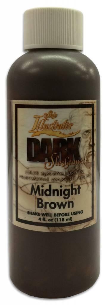 PPI Skin Illustrator 4oz Refill Midnight Brown