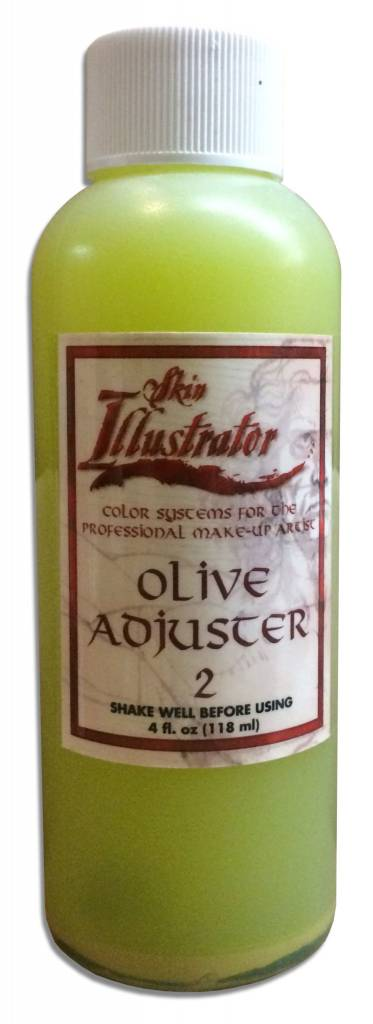 PPI Skin Illustrator 4oz Refill Olive Adjuster #2