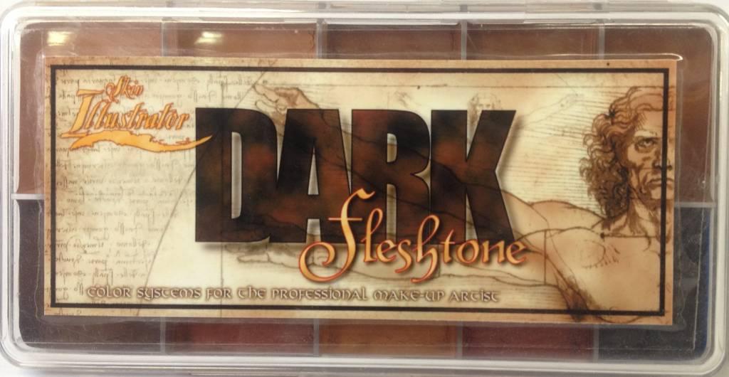 PPI Skin Illustrator Dark Flesh Palette