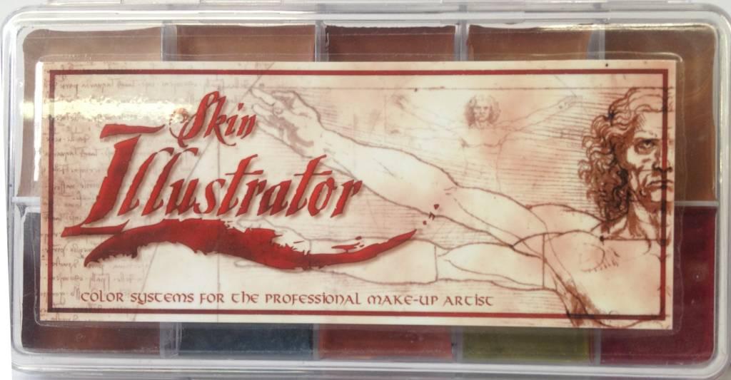 PPI Skin Illustrator Fleshtone Palette