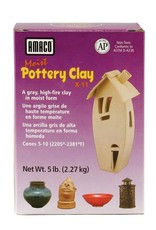 Amaco Amaco X-11 Gray Clay 5lbs