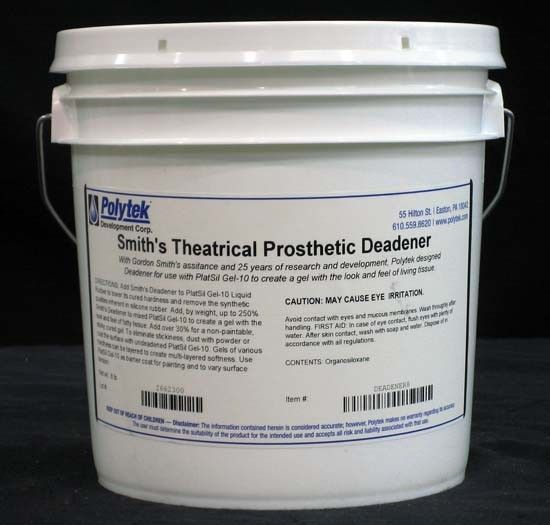 Polytek Smith's Theatrical Deadener Gallon