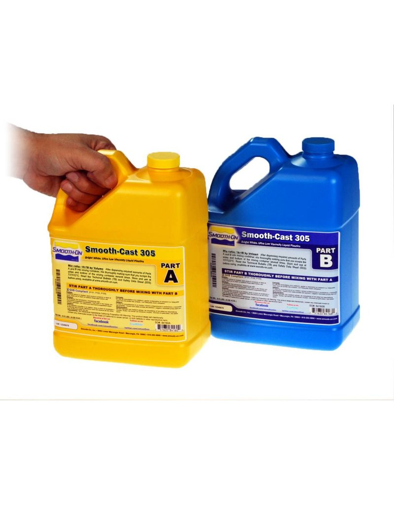 Smooth-On Smooth-Cast 305 2 Gallon Kit