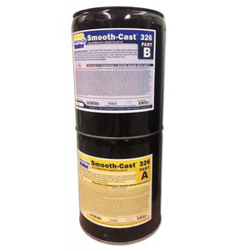 Smooth-On Smooth-Cast 326 10 Gallon Kit
