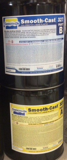 Smooth-On Smooth-Cast 327 10 Gallon Kit