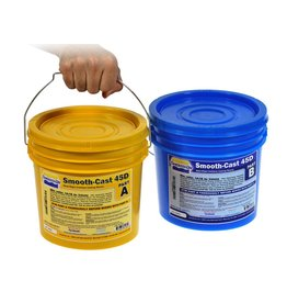 Smooth-On Smooth-Cast 45D 2 Gallon Kit