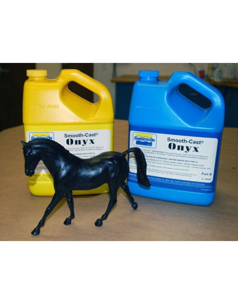Smooth-On Smooth-Cast Onyx Fast 2 Gallon Kit