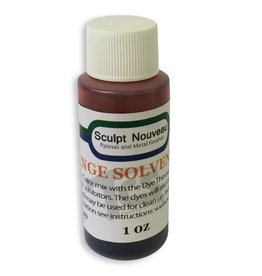 Sculpt Nouveau Solvent Dye Orange 1oz