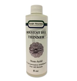 Sculpt Nouveau Solvent Dye Thinner 8oz