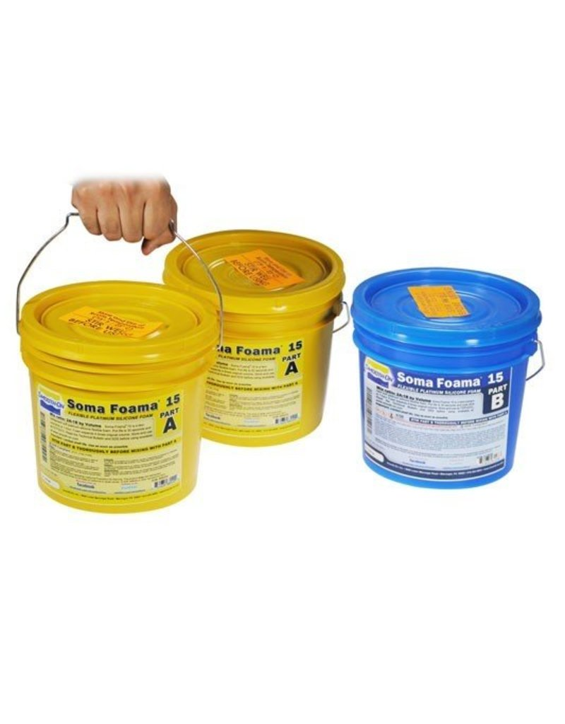 Smooth-On Soma Foama 15 3 Gallon Kit Special Order