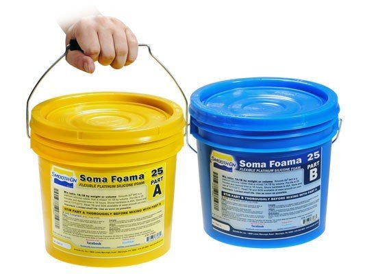 Smooth-On Soma Foama 25 2 Gallon Kit Special Order