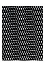 "Amaco Sparkle Mesh - Aluminum 1/8"" 10'x20'' Roll Wireform"