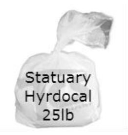 USG Statuary Hydrocal 25lb Box