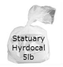 USG Statuary Hydrocal 5lb Box