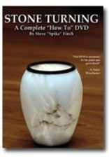 Just Sculpt Stone Turning Steve Finch DVD