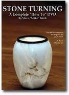 Just Sculpt Stone Turning Steve Finch DVD