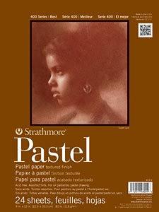 Just Sculpt Strathmore Pastel Paper