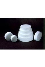 Styrofoam Disk 9''x3''
