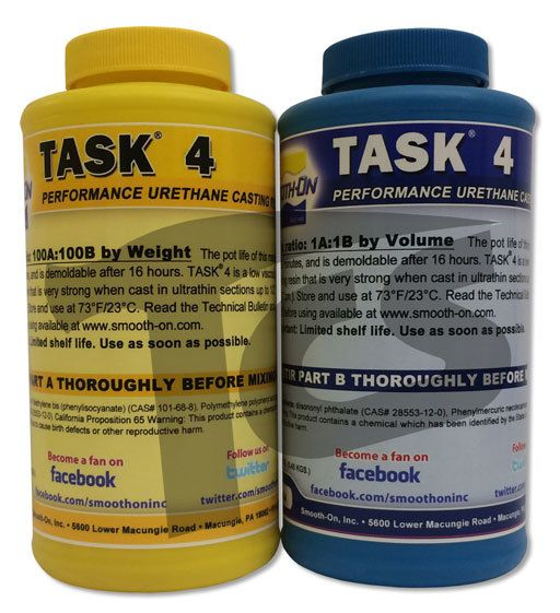 Smooth-On Task 4 Trial Kit