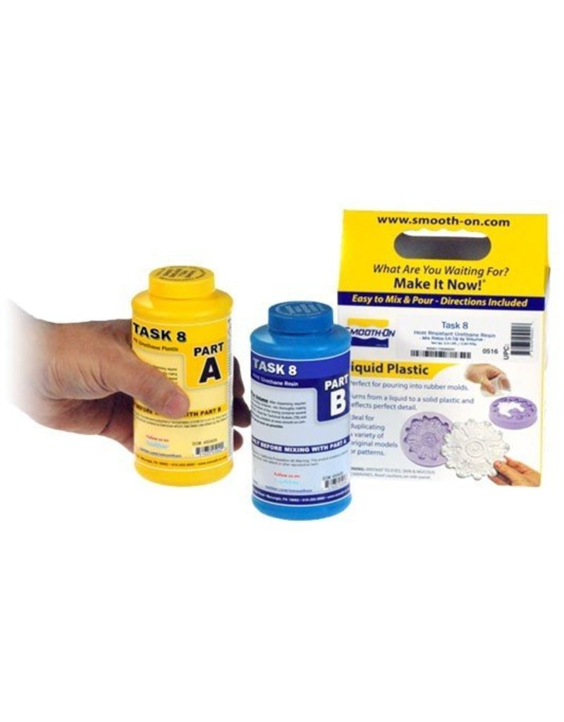Smooth-On Task 8 Trial Kit Special Order